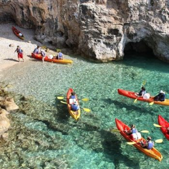 Dubrovnik Active Holidays - Kayaking Tours