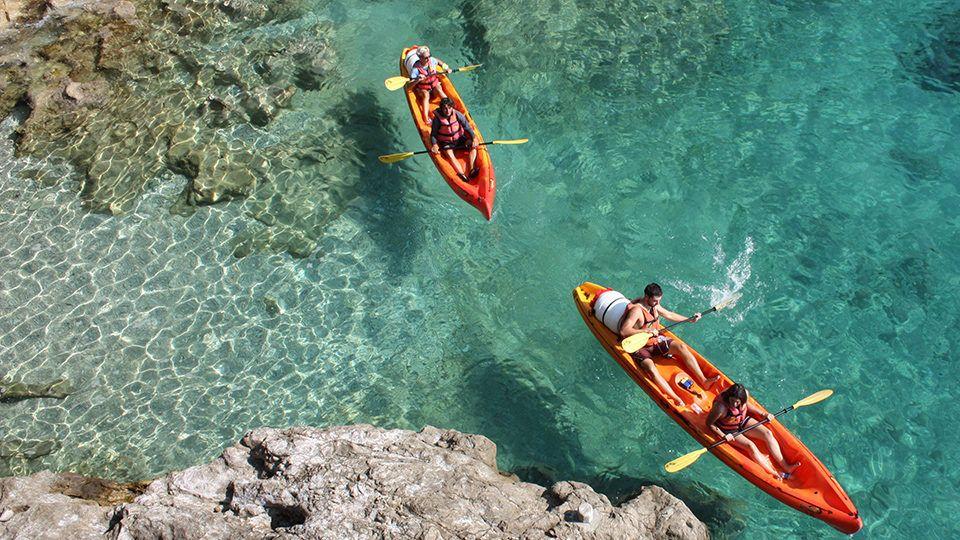 Dubrovnik Kayaking Tours - Cover Photo