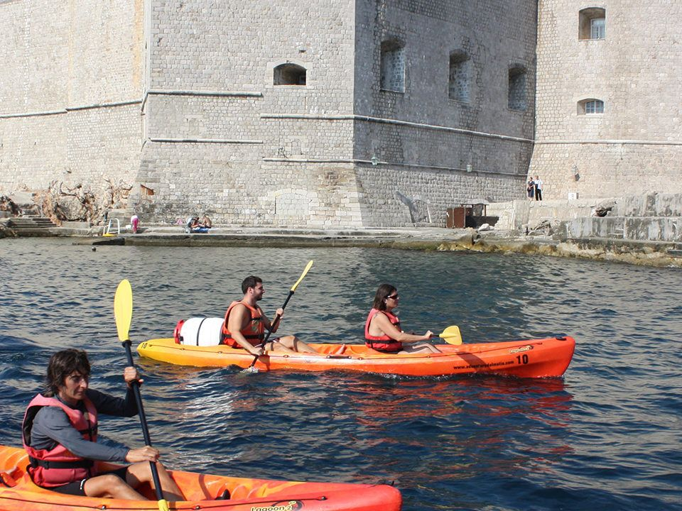 dubrovnik kayaking tour