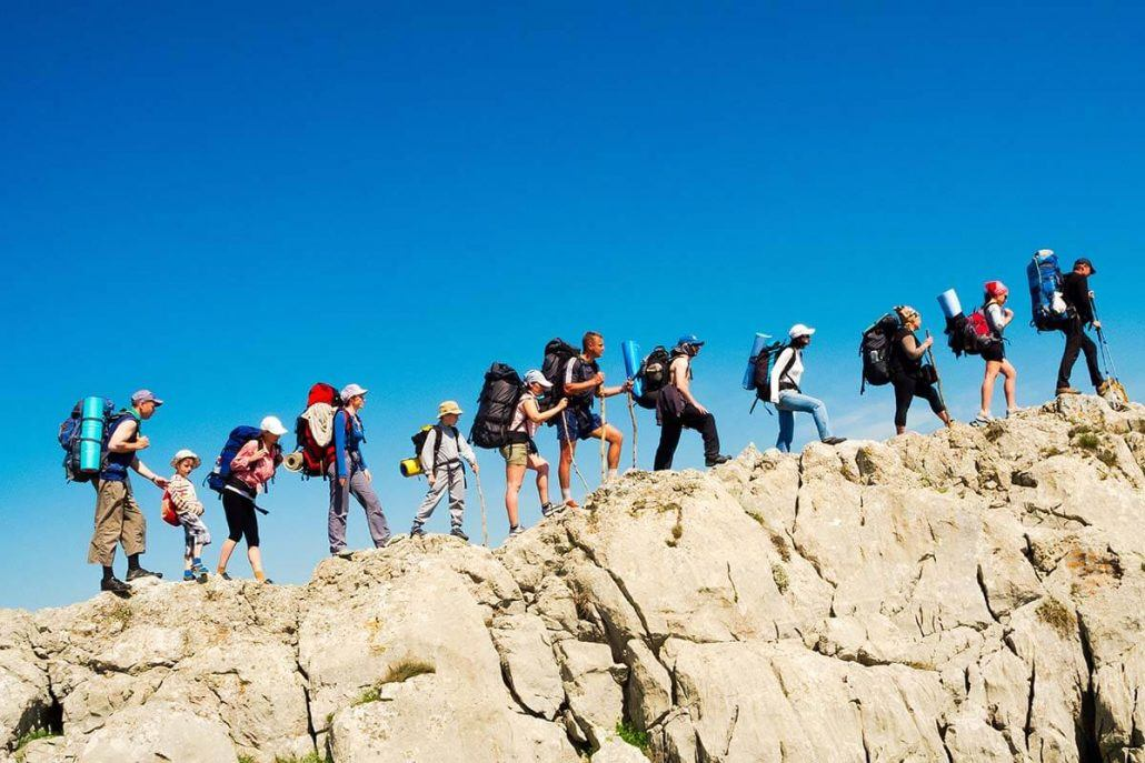 hiking tours dubrovnik