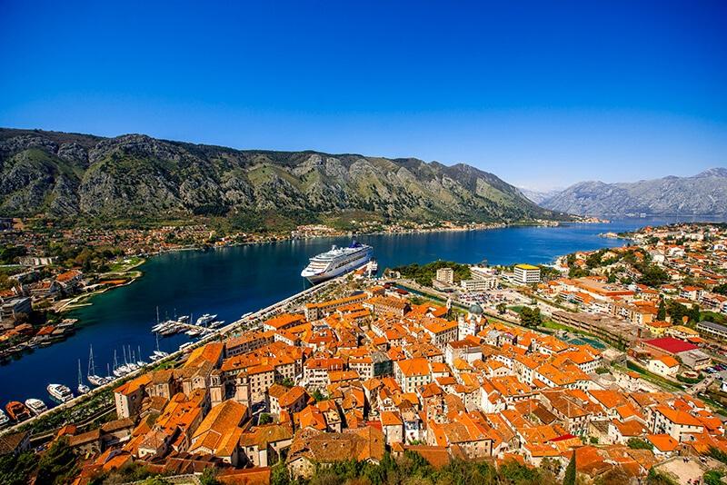 montenegro kotor tour from dubrovnik