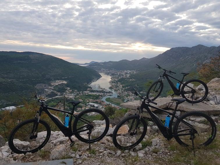dubrovnik biking tours